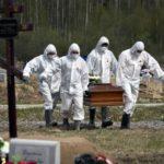 Rusia registró nuevo récord de muertes diarias debido al avance de la variante Delta