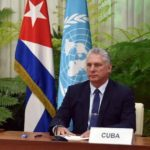 Asamblea General de la ONU: Díaz-Canel critica a EEUU y elogia las dictaduras de Venezuela e Irán