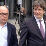 Dejan en libertad a Puigdemont, pero deberá quedarse en Cerdeña