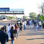Hoy finaliza etapa de evaluación teórica a postulantes a vacancias en Itaipu