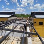 Nueva sede penitenciaria de Emboscada presenta más del 80% de avance