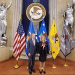 Fiscal General del Estado mantuvo reuniones con altos exponentes de agencias de justicia de los Estados Unidos