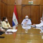 Plantean mejoras viales para dos localidades de Canindeyú