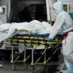 Ola de coronavirus en Rusia: más de mil muertes y nuevo récord de contagios