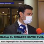 """Beto Ovelar: """"Yo quiero ganar elecciones y con Velázquez no vamos a ganar"""""""