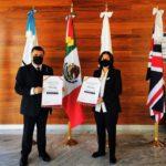 Paraguay suscribe en México compra de dos millones de vacunas AstraZeneca