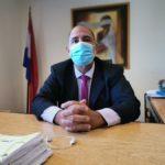 Suspenden audiencia de extitular de la Dinac por caso tapabocas
